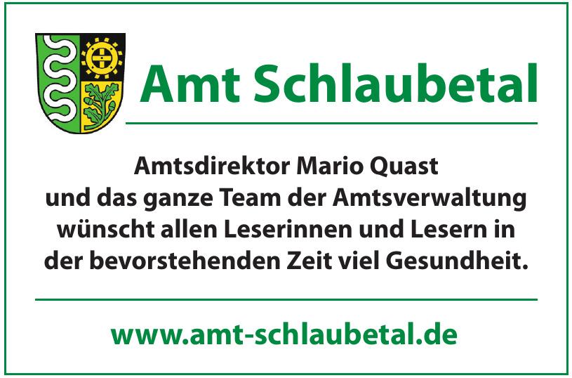 Amt Schlaubetal