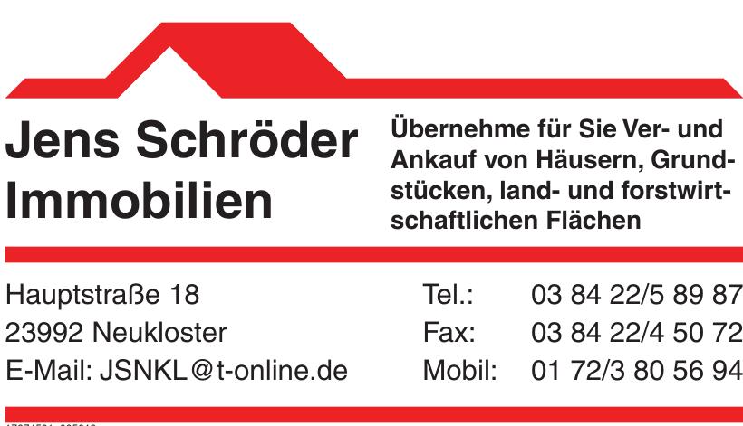 Jens Schröder Immobilien