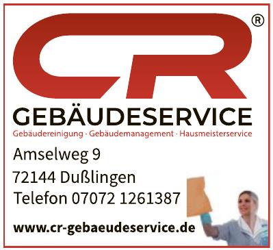 CR Gebäudeservice