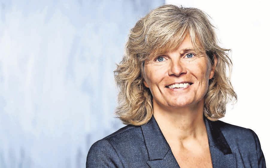 Nicole S.-Hafenrichter, Schulleiterin der Heilpraktiker Akademie Deutschland: Foto: RamonaPetrolle