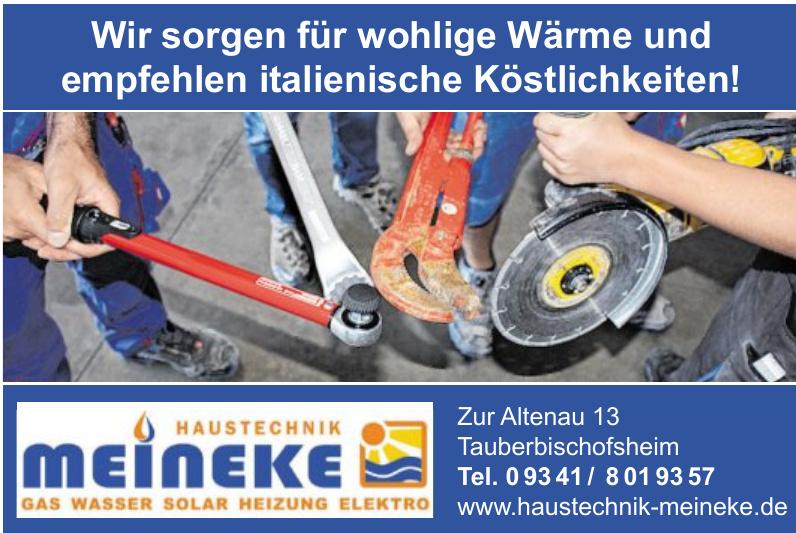 Haustechnik Meineke