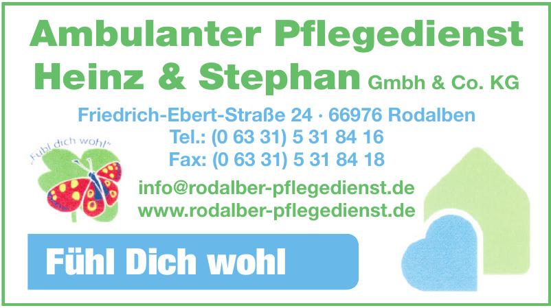 Ambulanter Pflegedienst Heinz & Stephan GmbH & Co.KG