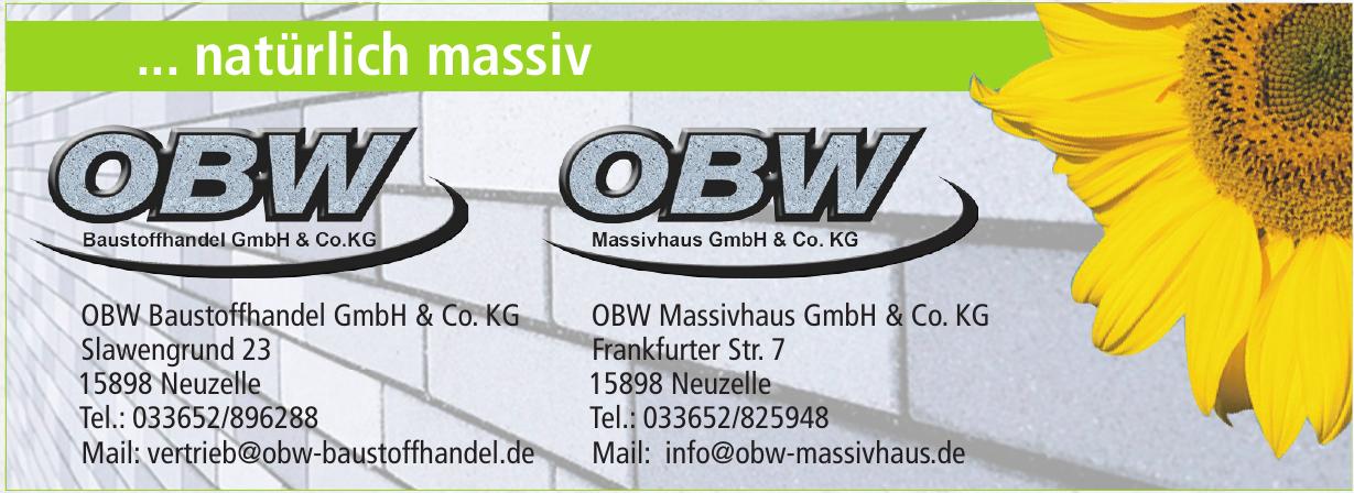 OBW Baustoffhandel GmbH & Co. KG