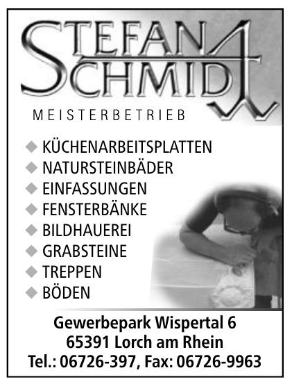 Stefan Schmid Meisterbeitsplatten