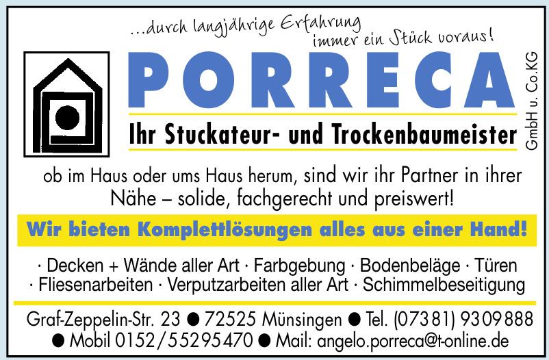 Porreca GmbH u. Co. KG