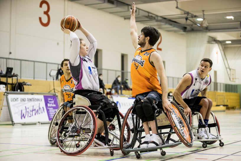 Rollstuhlbasketball: Rhine River Rhinos starten in ihre sechste Erstligasaison Image 2