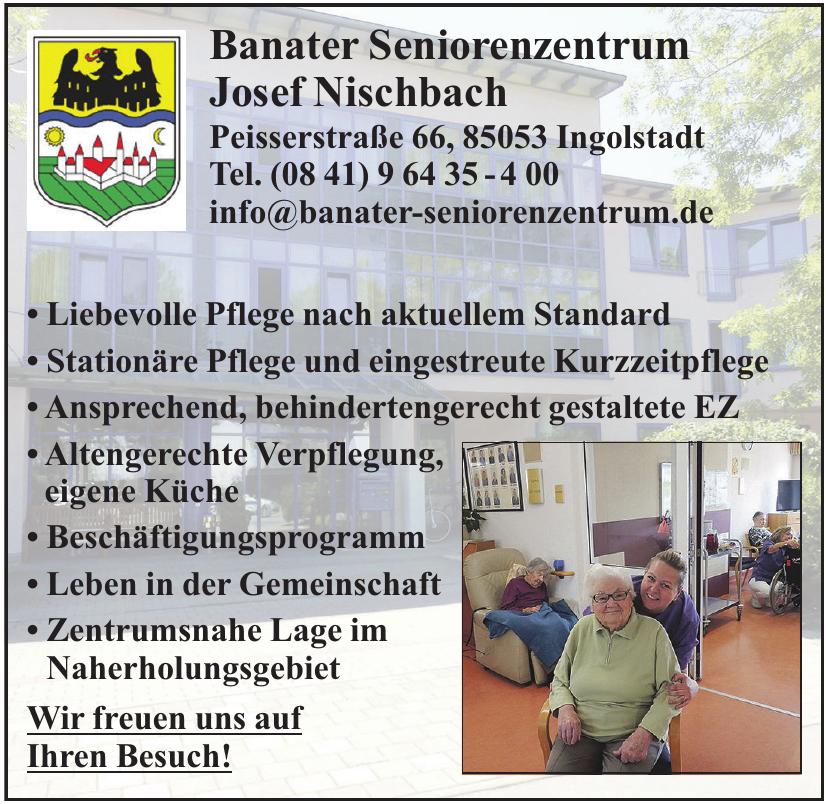 Banater Seniorenzentrum Josef Nischbach