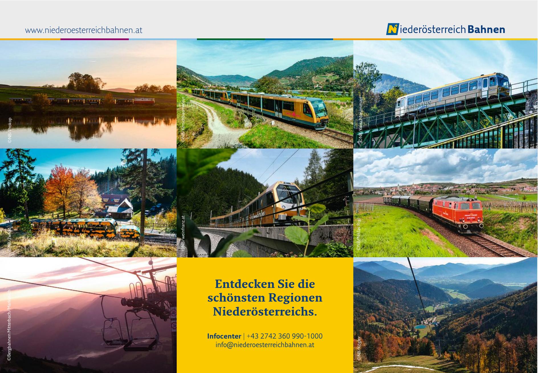 Niederösterreich Bahnen