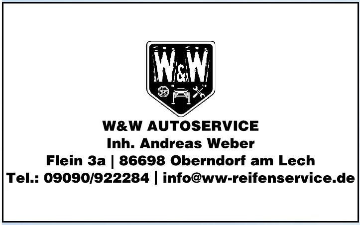 W & W Autoservice