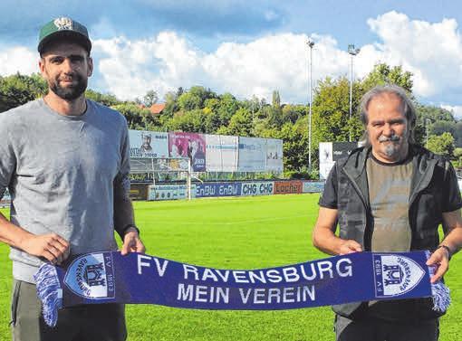 Großes Quiz: Wie gut kennen Sie den FV Ravensburg? Image 8