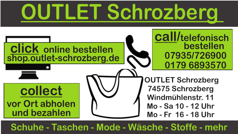 Outlet Schrozberg