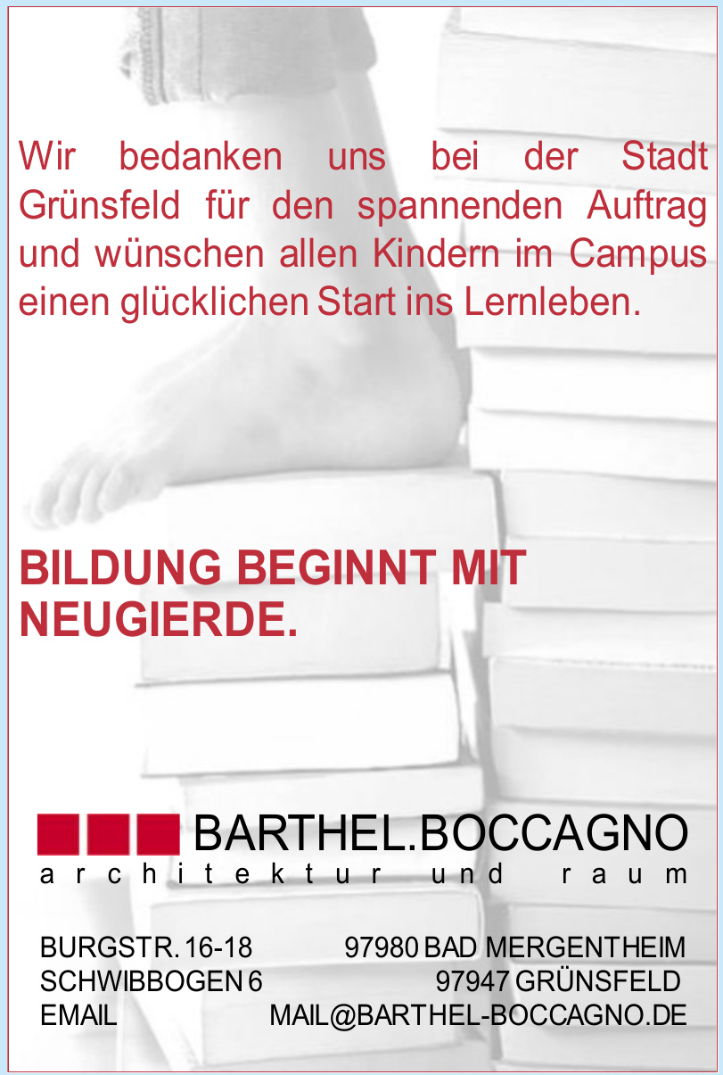 Barthel.Boccagno Architektur und Raum