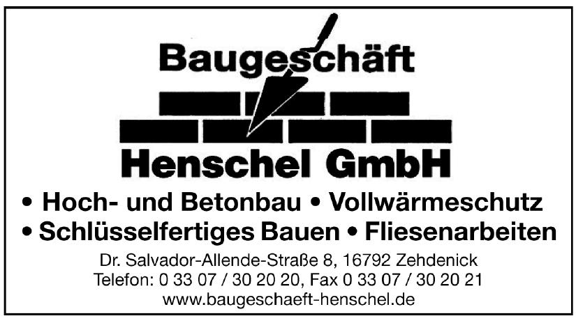 Henschel GmbH