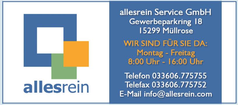 allesrein Service GmbH
