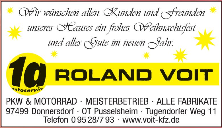 1a Autoservice Roland Voit