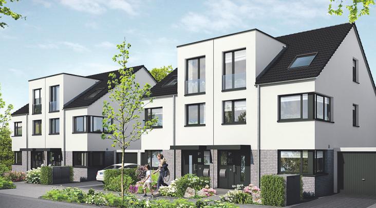 Das klassische Einfamilienhaus könnte wegen Flächenknappheit zum Auslaufmodell werden Image 8