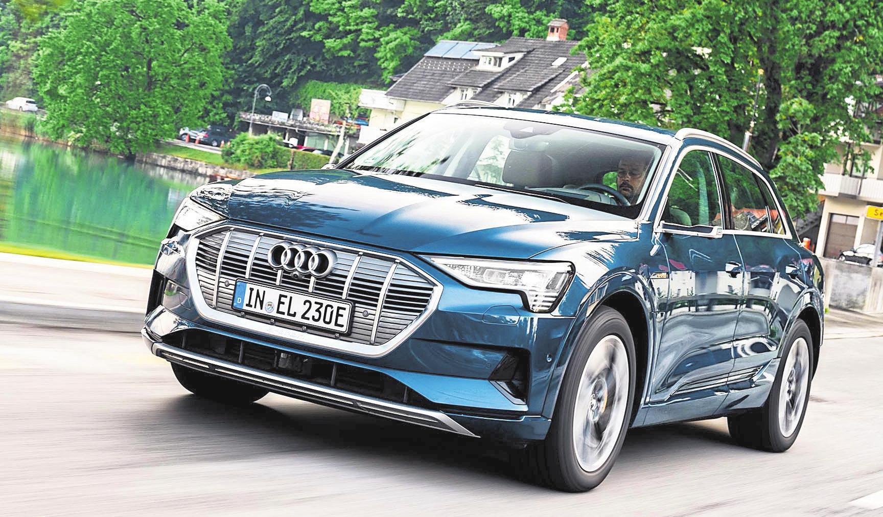 Premiere für den Škoda ENYAQ iV Image 2