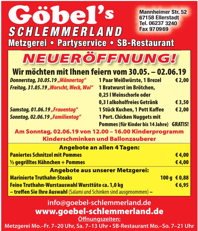 Göbel's Schlemmerland