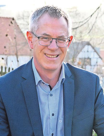 """Thomas Brandes: """"Ich freue mich, dass Bestehendes weiter verbessert wird."""" FOTO: PRIVAT"""
