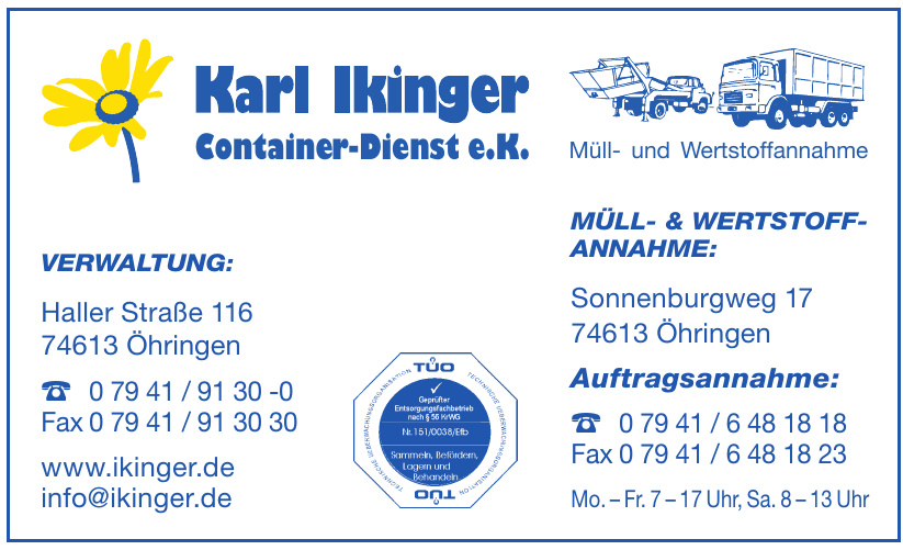 Karl Ikinger