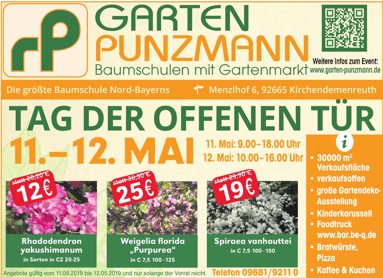 Garten Punzmann