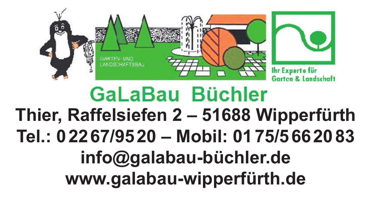 Büchler Garten- und Landschaftsbau