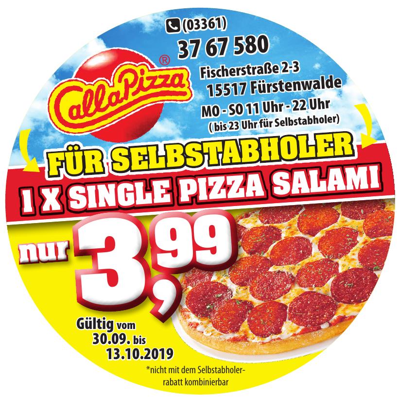 Calla Pizza