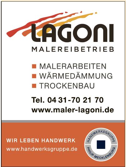 Lagoni Malereibetrieb