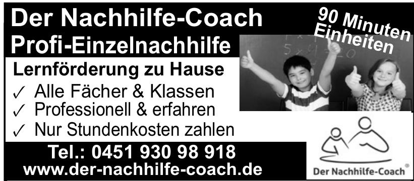 Der Nachhilfe-Coach