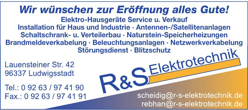 R&S Elektrotechnik