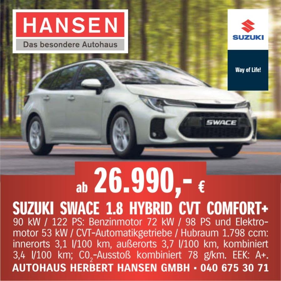 Autohaus Herbert Hansen GmbH