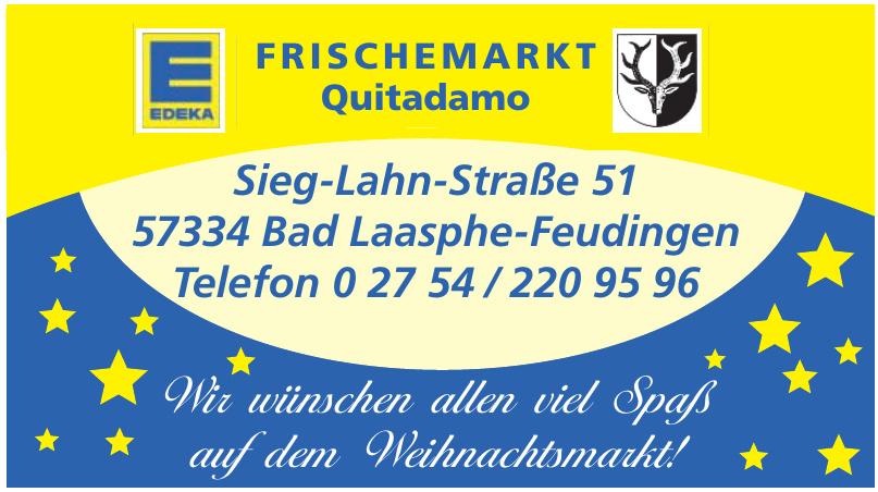 Frischemarkt Quitadamo