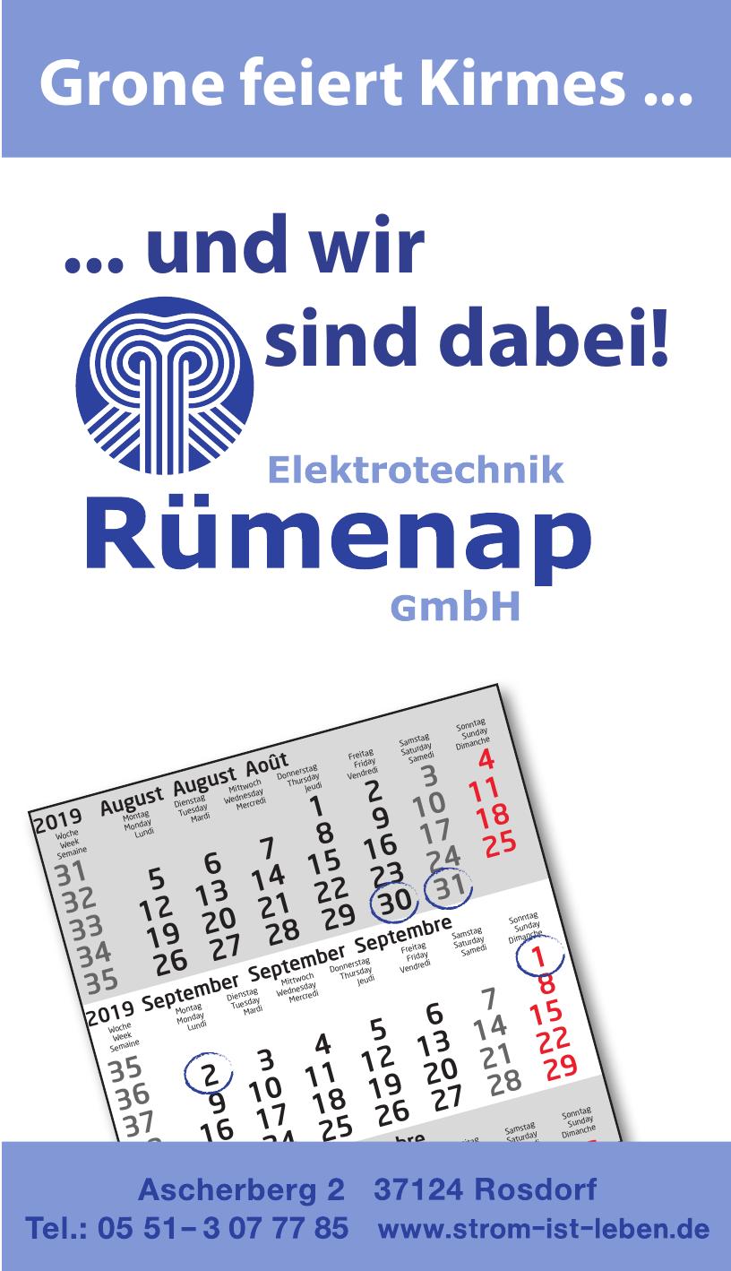 Elektrotechnik Rümenap GmbH