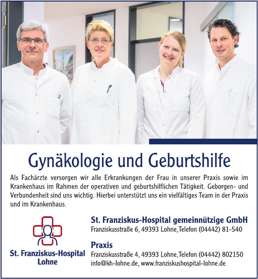 St. Franziskus-Hospital gemeinnützige GmbH