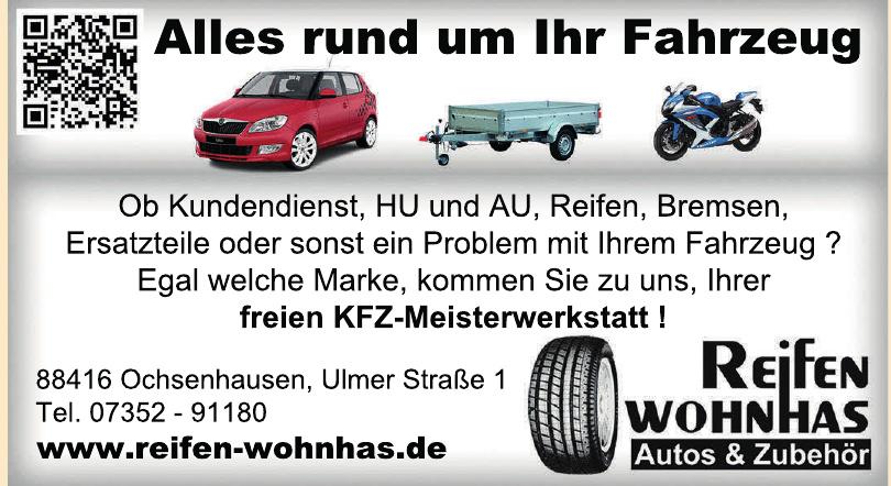 Reifen Wohnhas - Autos & Zubehör