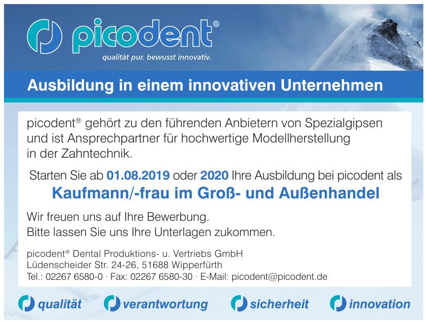 picodent® Dental Produktions- u. Vertriebs GmbH