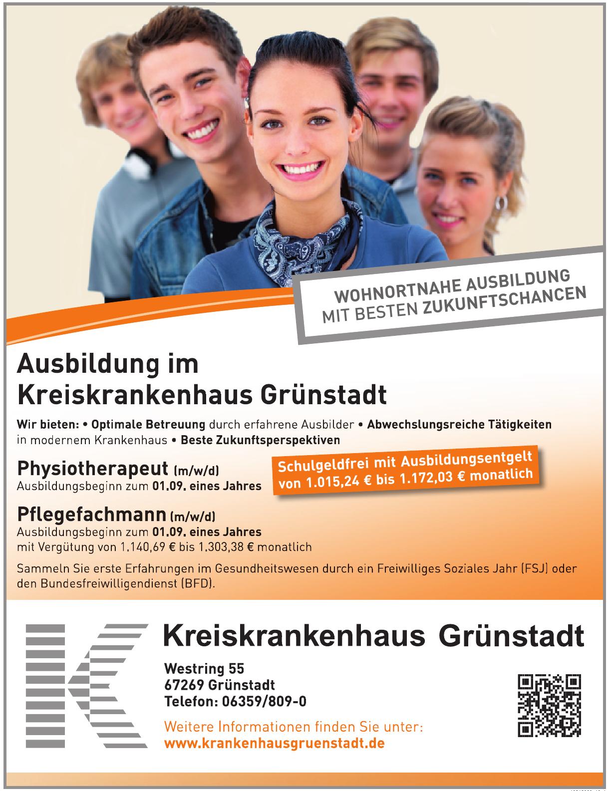 Kreiskrankenhaus Grünstadt