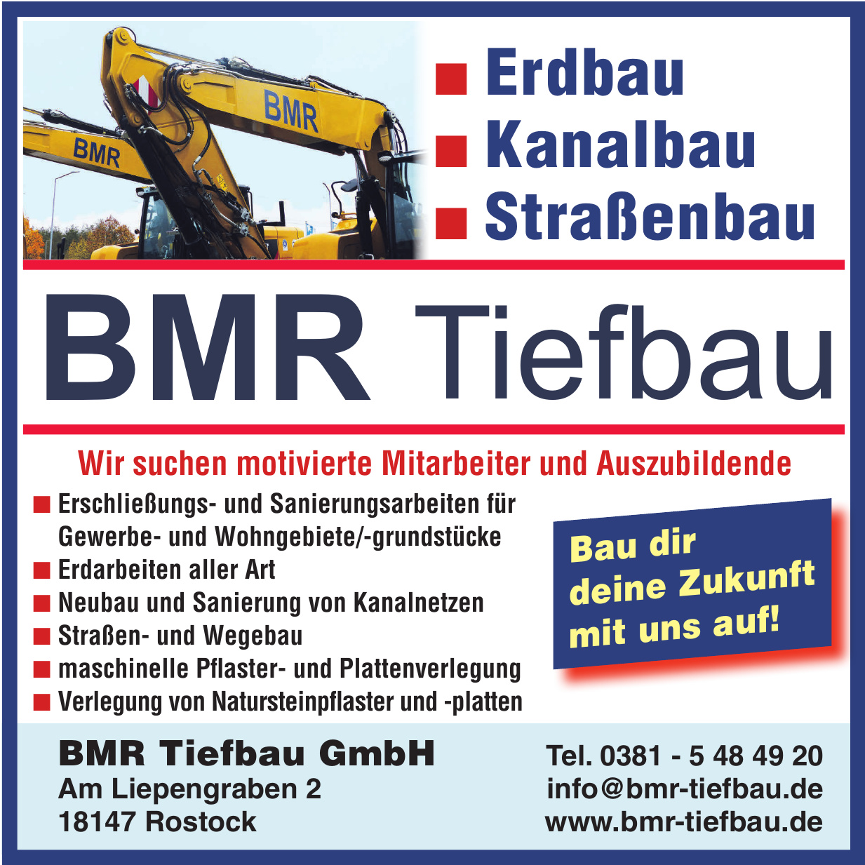 BMR Tiefbau GmbH