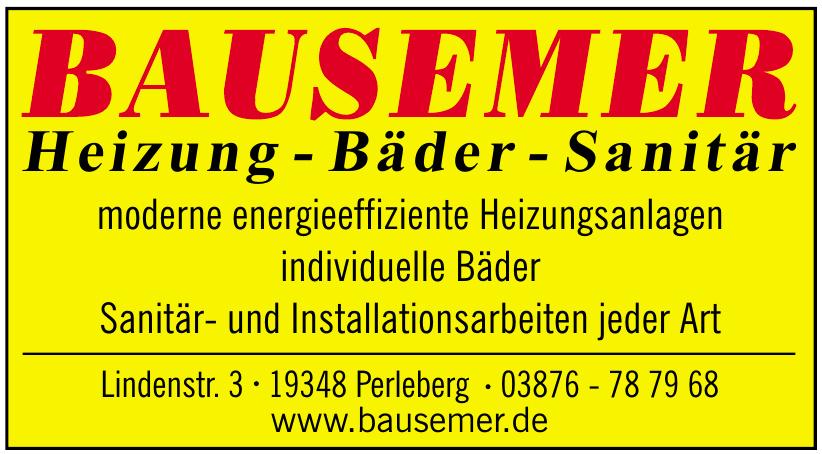 Bausemer