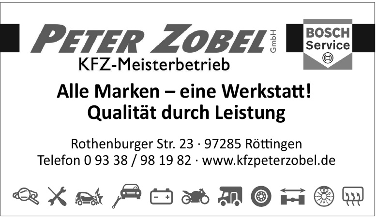 Peter Zobel GmbH