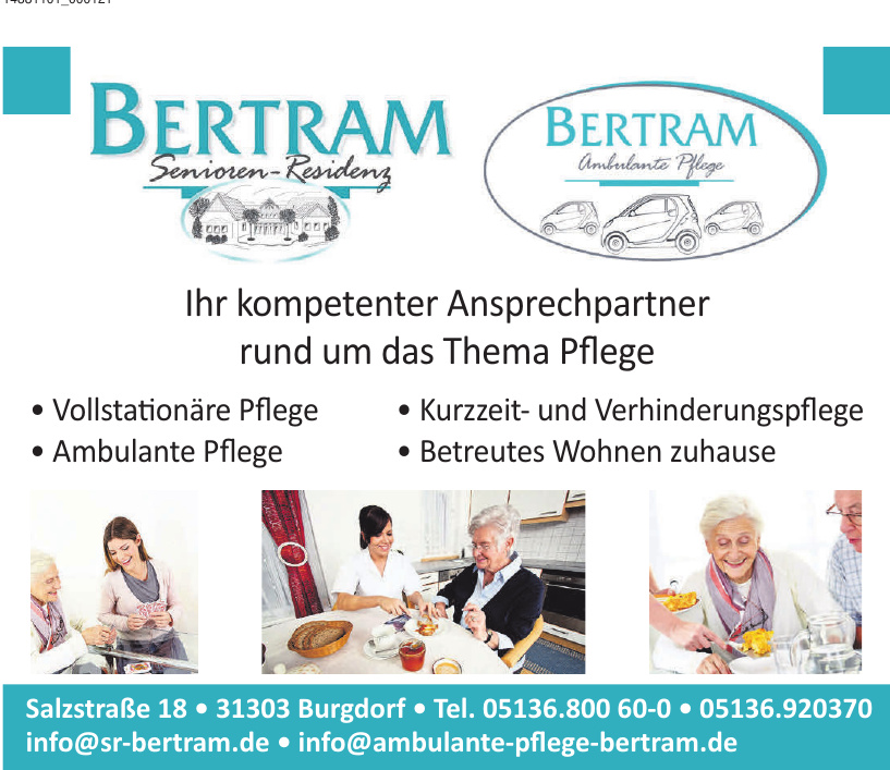 Bertram Senioren-Residenz