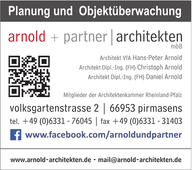 arnold + partner | architekten mbB