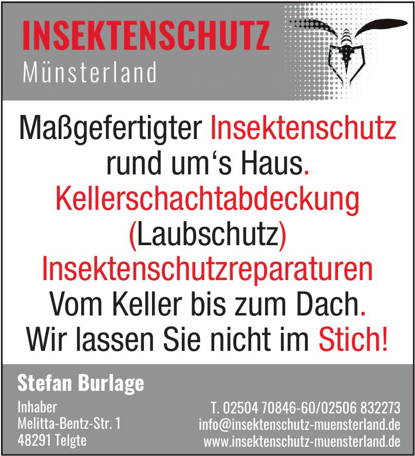 Insektenschutz Münsterland