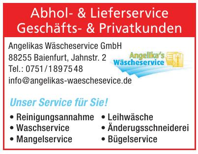 Angelikas Wäscheservice GmbH