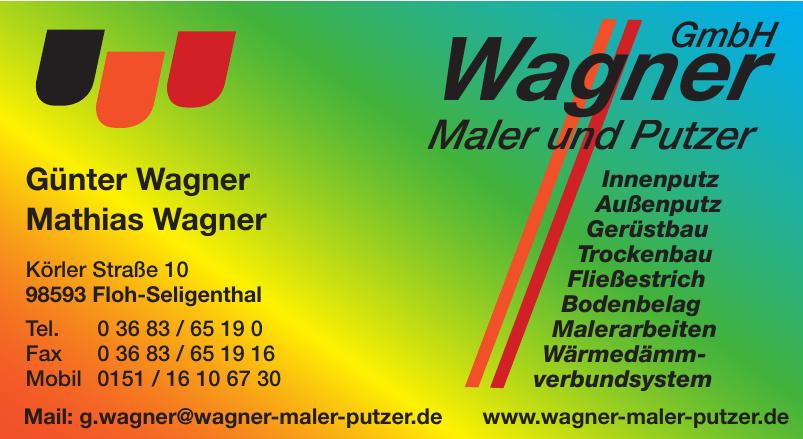 Wagner Maler und Putzer GmbH