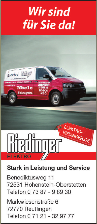 Riedinger Elektro