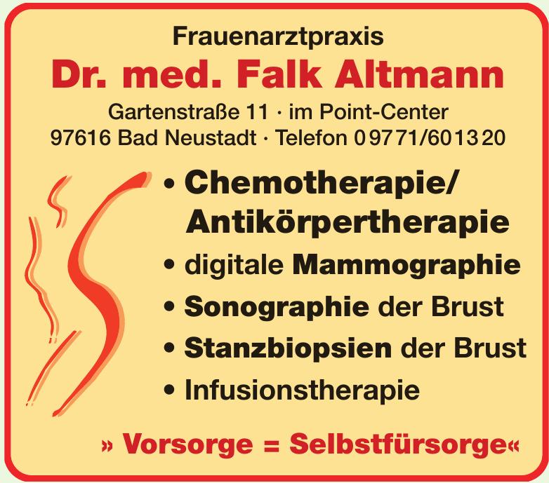 Frauenarztpraxis Dr. med. Falk Altmann