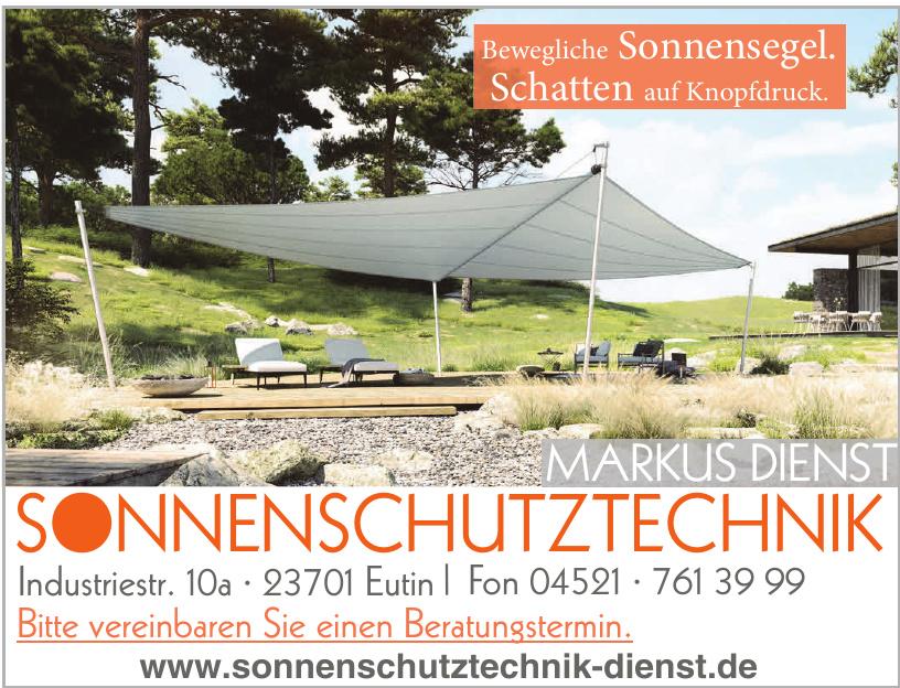 Sonnenschutztechnik Markus Dienst
