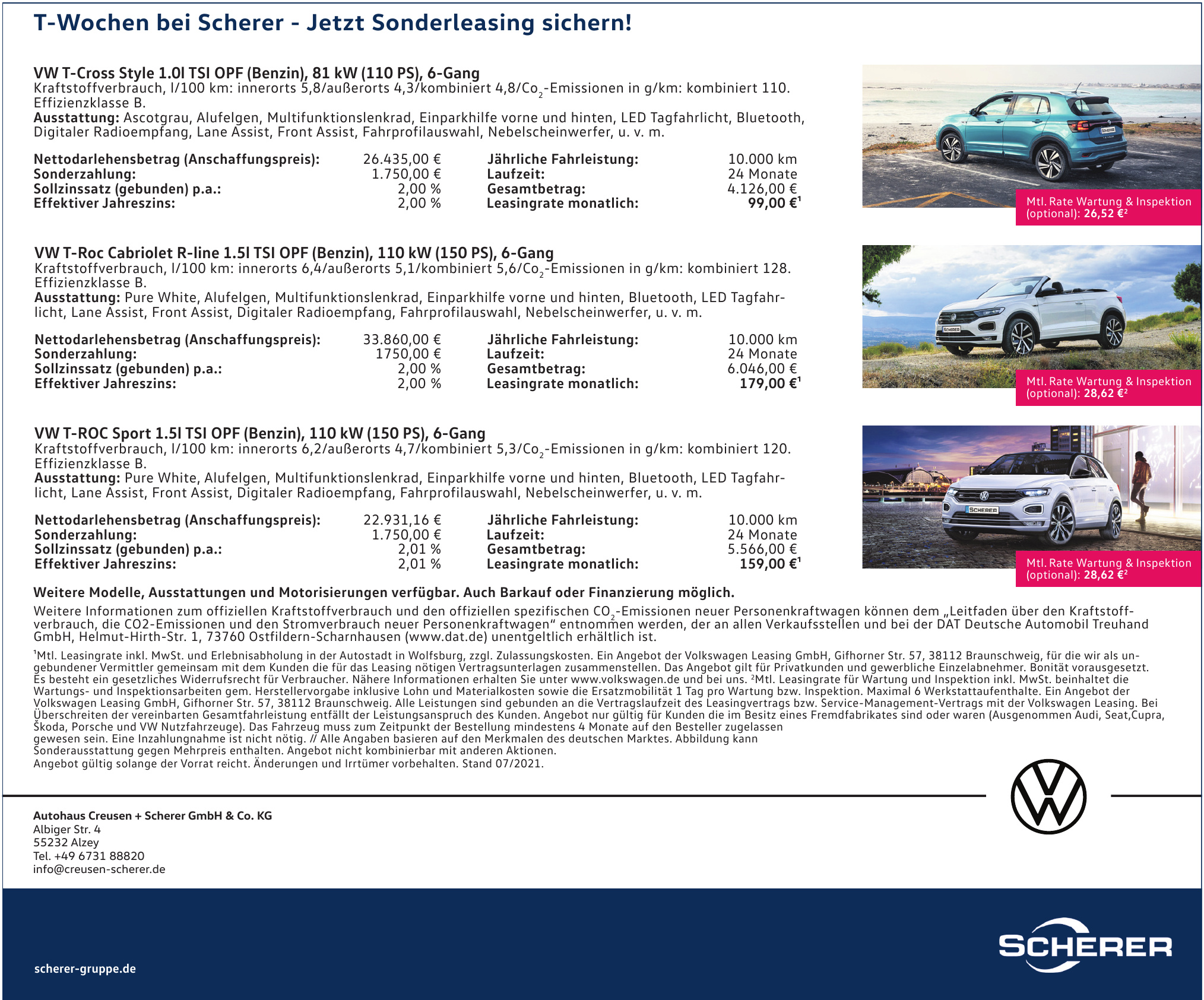 Autohaus Scherer GmbH & Co. KG