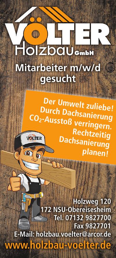 Holzbau Völter GmbH